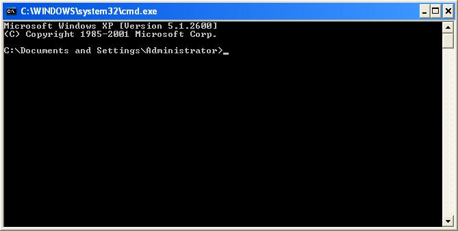 how to go different path in command prompt
